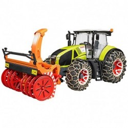 TRATTORE CLAAS ACTION 950 + CATENE + SGOMBRANEVE