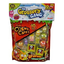 GROSSERY GANG CORNY CHIPS CON 10 PERS.