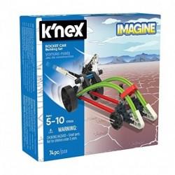 K-NEX ROCKET CAR BUILDING SET