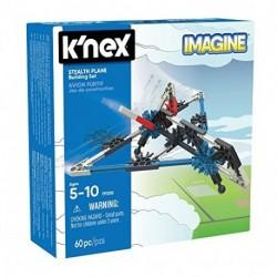 K-NEX STEALTH PLANE BUILDING SET